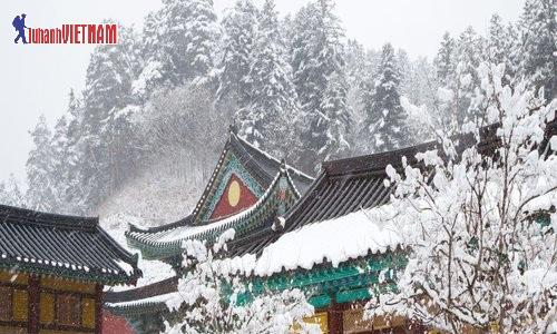 Tour đi Hàn Quốc trượt tuyết mùa đông giá từ 9,6 triệu đồng