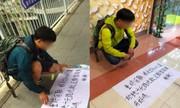 Phượt thủ ăn mày bị chỉ trích khi xin tiền ở Hong Kong