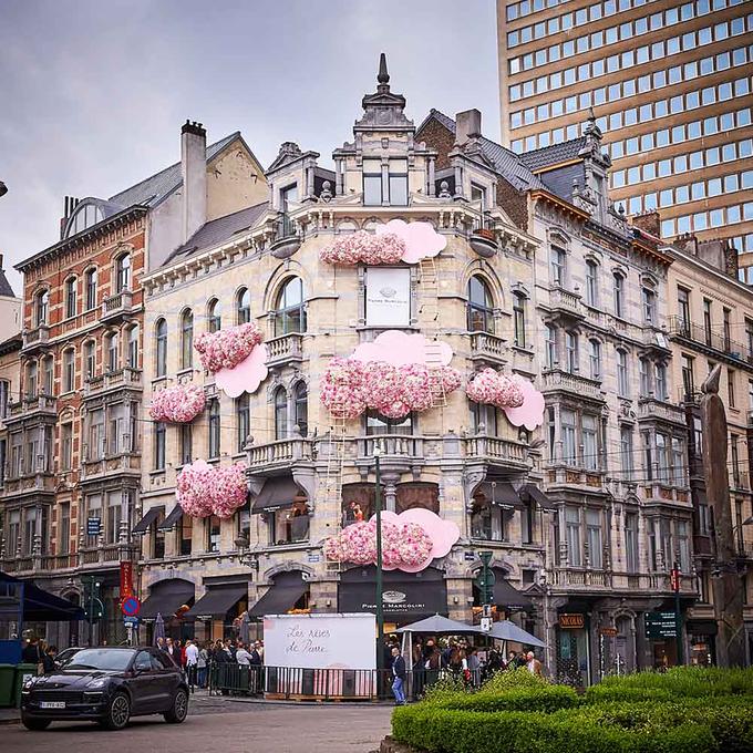 Lịch trình một ngày khám phá Brussels - trái tim của châu Âu