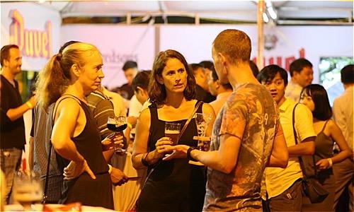 Ở Bỉ, bia là một phần quan trọng trong văn hoá và các lễ hội bia thường diễn ra quanh năm.