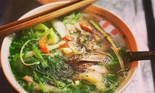 Ba phố ăn đêm có tiếng ở Hà Nội