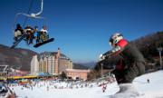 Trải nghiệm trượt tuyết khám phá mùa đông xứ Hàn