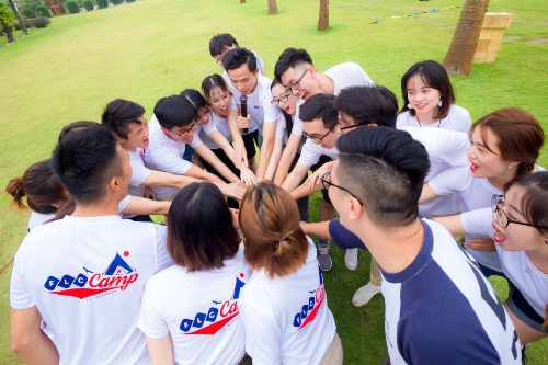 Chương trình là cầu nối đưa các bạn trẻ đến gần nhau hơn.