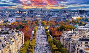 Champs Elysees - từ bãi sình lầy đến đại lộ nguy nga nhất Paris