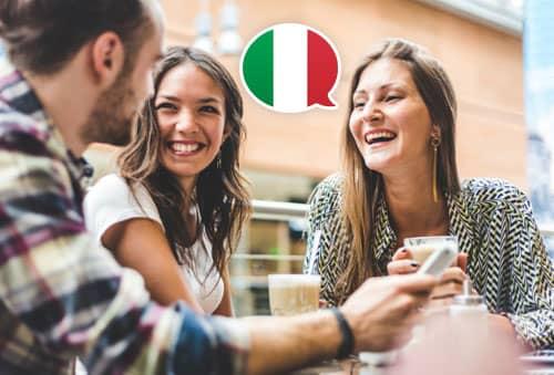 Ngôn ngữ của tình yêuTiếng Italy được coi như là thứ tiếng của tình yêu. Ngôn ngữ của Italy cũng vì thế mà trở thành thứ ngôn ngữ đặc trưng cho tình yêu của nhân loại. Có thể vì thế mà tiếng Italy trở thành ngôn ngữ được học nhiều thứ 4 trên thế giới, sau tiếng Anh, tiếng Tây Ban Nha và tiếng Trung Quốc. Ảnh: Mondly.