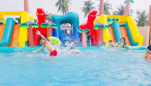 Khai trương công viên giải trí tiêu chuẩn quốc tế ở TP HCM - 3