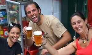 Phố bia hơi Tạ Hiện lên sóng truyền hình Mỹ