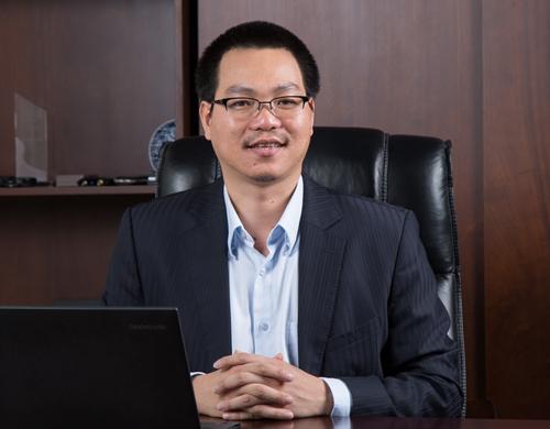 Ông Nguyễn Trung Công, CEO của iViVu.