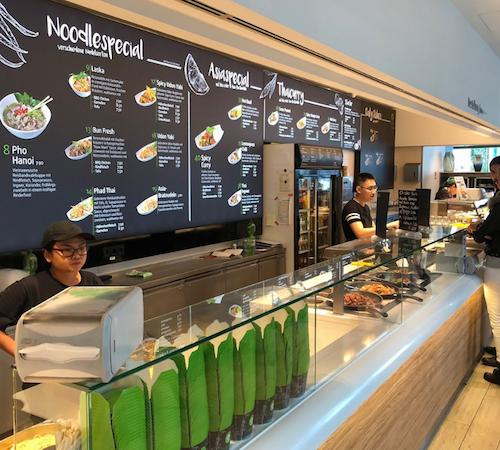 Khung cảnh một trong số các nhà hàng của chuỗi nhà hàng Asia Gourmet. Ảnh: Tripadvisor.