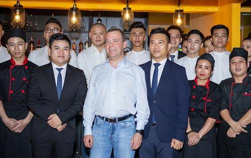 Thực đơn đón tiếp Thủ tướng Nga tại Hà Nội - ảnh 1
