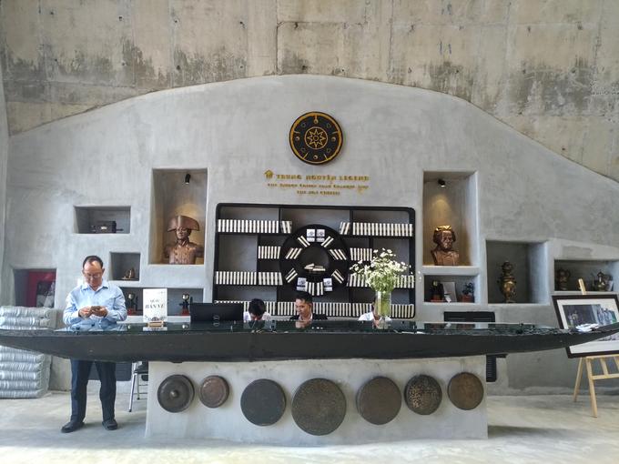 Bên trong bảo tàng cà phê vừa mở cửa ở Việt Nam