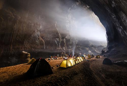 Thời gian 4 tháng đóng cửa còn giúp phục hồi hệ sinh thái hang động, đảm bảo các loài động, thực vật trong hang động không bị quá tải, nguồn nước không bị ô nhiễm... Ảnh: Ryan Deboodt.