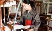 Nghệ thuật làm kimono mặc trăm năm không hỏng của người Nhật