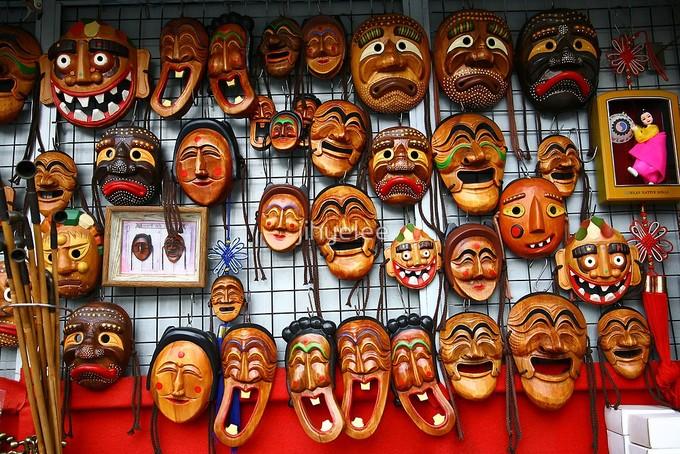 Bí ẩn sau chiếc mặt nạ người Hàn Quốc dùng nghìn năm trước