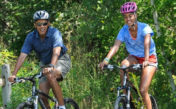 Các tổng thống Mỹ nghỉ bao nhiêu ngày đi du lịch khi đương nhiệm