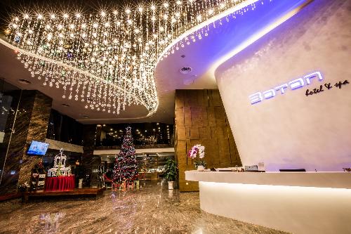 Đêm tiệc Giáng sinh ấm áp tại khách sạn Boton Blue - ảnh 1