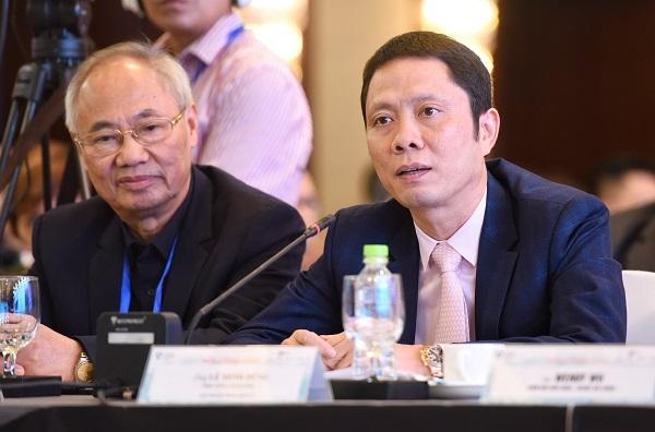 Ông Lê Minh Dũng - Phó tổng giám đốc Bim Group.