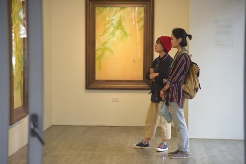 Resort ở Đại Lải trưng bày gần 100 tác phẩm nghệ thuật giữa rừng - ảnh 3