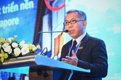 Ông Chang Chee Pey, Phó Tổng cục trưởng Tổng cục Du lịch Singapore.