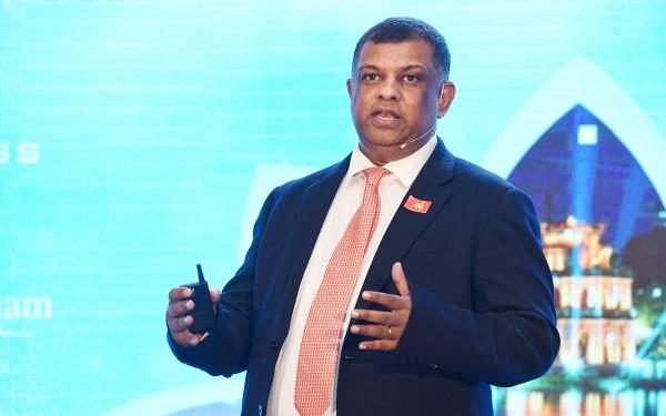 Tony Fernandes, Tổng giám đốc Air Asia.