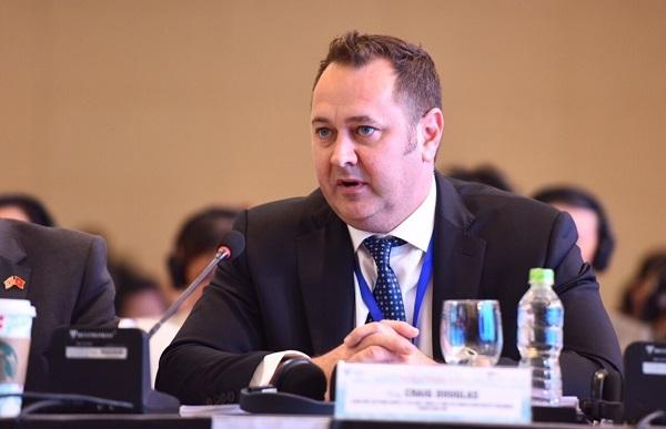Phó chủ tịch điều hành tập đoàn khách sạn Lodgis đưa ra các đề xuất.