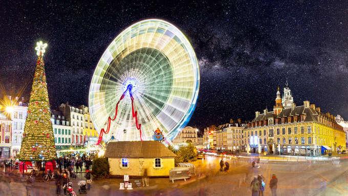 Những khu chợ Giáng sinh đẹp nhất châu Âu 2018