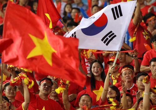 Tour đi Malasia xem trận chung kết của đội tuyển Việt Nam được tìm kiếm nhiều từ đêm 6/12. Ảnh: Ngọc Thành.
