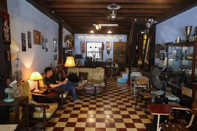 5 quán cà phê có view ngoài trời cho khách đón gió ở Sài Gòn