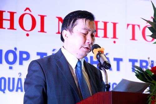 Ông Nguyễn Văn Phúc, Phó giám đốc Sở Du lịch tỉnh Thừa Thiên Huế. Ảnh: Võ Thạnh
