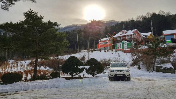 10 điểm đến lý tưởng vào mùa đông ở Hàn Quốc