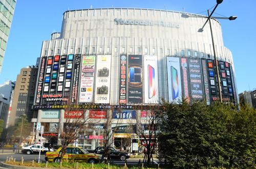 Yodobashi Camera có mặt tại rất nhiều đô thị lớn tại Nhật dễ khiến bạn lạc lối nhiều giờ đồng hồ trong thế giới hàng điện tử.