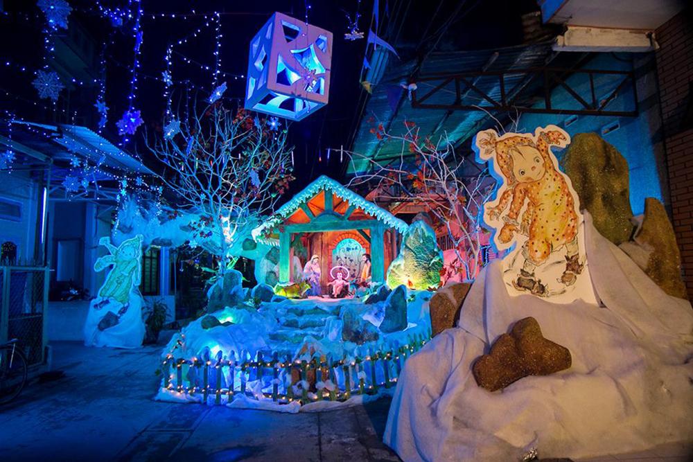 Sài Gòn có chỗ nào thú vị để chơi trong đêm Noel?