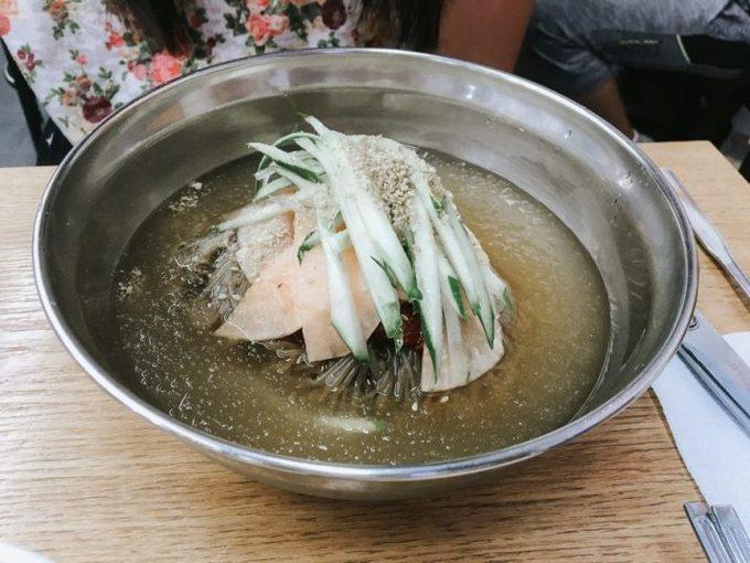 Những món ăn đường phố hấp dẫn nhất Seoul