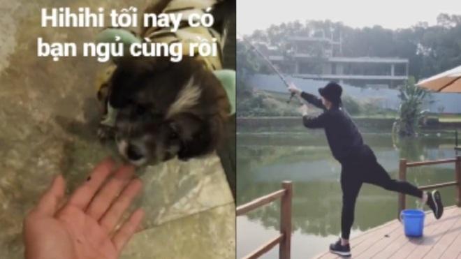 Tuyển Việt Nam vi vu khắp nơi trước ngày tập huấn Asian Cup