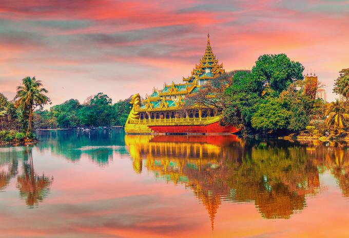 5 điểm du lịch nước ngoài gần Việt Nam cho dịp Tết dương