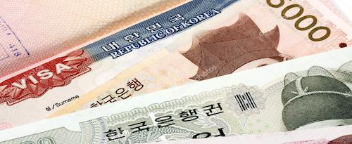 Visa Hàn Quốc 5 năm cấp cho người Việt thuộc diên đi ngắn ngày (C-3). Ảnh: 24hvisa.