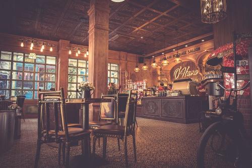 Tọa lạc tại số 21 Nguyễn Thị Thập, phường Tân Phú, quận 7, OHara Coffee là một trong những quán cà phê mang phong cách country house vintage kiểu Âu - Mỹ, mang lại cho thực khách trải nghiệm mới lạ.