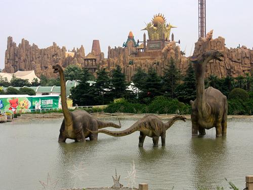 Giảm 2 triệu đồng tour Nam Ninh - công viên Khủng Long - 2