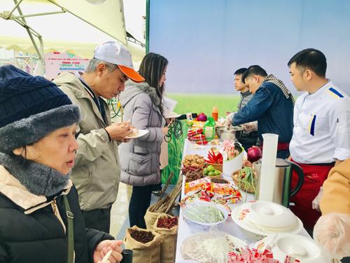Ngày nay, phở đã theo người Việt đặt dấu ấn trên khắp bản đồ thế giới, trở thành một biểu tượng của ẩm thực Việt Nam. Khép lại sự kiện trong mùa lễ hội cuối năm, phở nhắc nhớ về sự sum vầy, đoàn tụ mà bao đời qua người Việt luôn gìn giữ.
