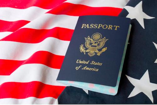 Visa Mỹ là visa khó xin nhất và phức tạp nhất. Ảnh: Rail Europe.