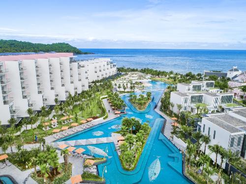 Phú Quốc hút khách với những dự án du lịch, nghỉ dưỡng tầm cỡ ở Nam đảo.
