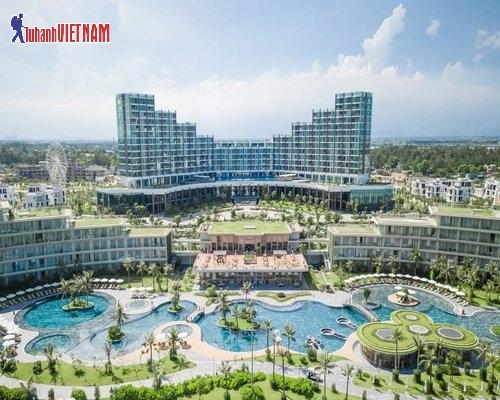 Toàn cảnh FLC Sầm Sơn Resort