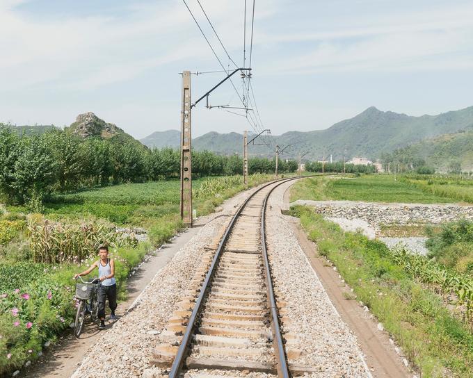 Chuyến tàu 36 giờ xuyên các vùng đất bí ẩn của Triều Tiên