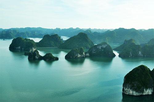 Các thắng cảnh nổi tiếng của Quảng Ninh sẽ được nhiều người biết tới hơn sau các sự kiện lớn tổ chức tại đây. Ảnh: Quý Đoàn.