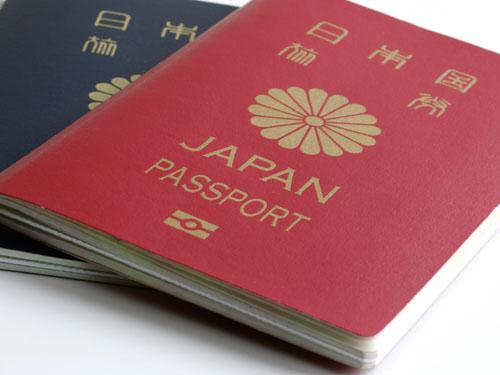 Năm 2019, Nhật Bản đã trở thành quốc gia sở hữu cuốn hộ chiếu quyền lực nhất thế giới, theo Henley and Partners. Ảnh: CNT.