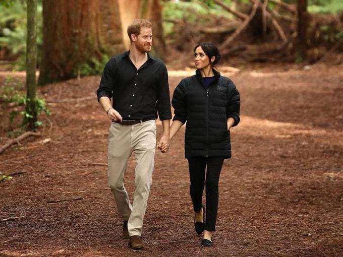 Harry và Meghan thuê trang trại triệu đô làm nhà nghỉ cuối tuần