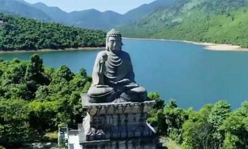 Ngắm phố Huế, sông Hương thơ mộng từ trên cao