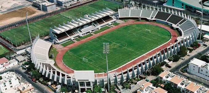 Sân vận động ít người biết ở UAE, nơi tuyển Việt Nam gặp Iran