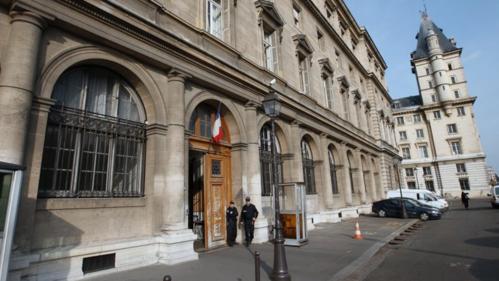 Toà nhà 36 Quai des Orfevres từng xuất hiện trong nhiều tác phẩm điện ảnh và tiểu thuyết tội phạm. Ảnh:Le Figaro.