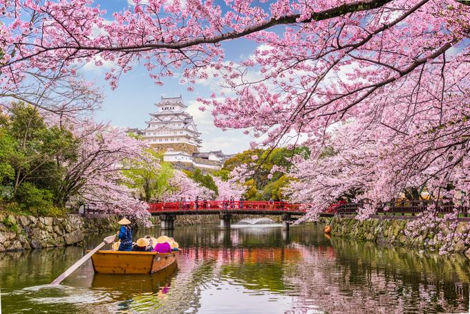 Nhật Bản nằm trong top điểm đến phải khám phá năm 2019
